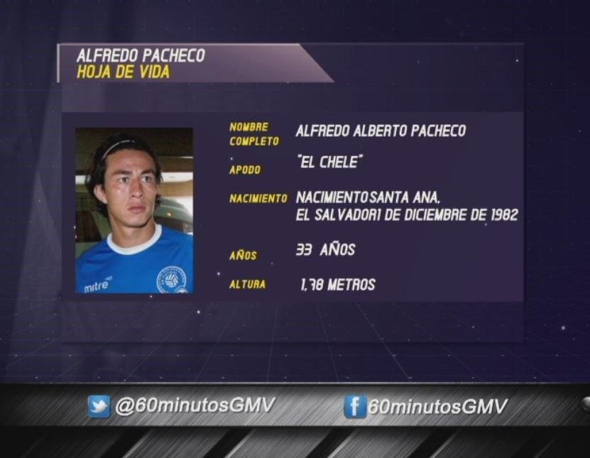 Ex seleccionado nacional: Alfredo Pacheco es asesinado. CXWCVUPWkAABBo_