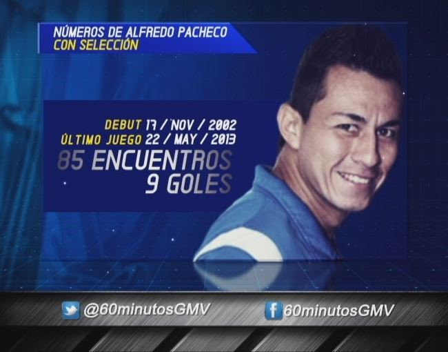 Ex seleccionado nacional: Alfredo Pacheco es asesinado. CXWCXu9W8AE96NT