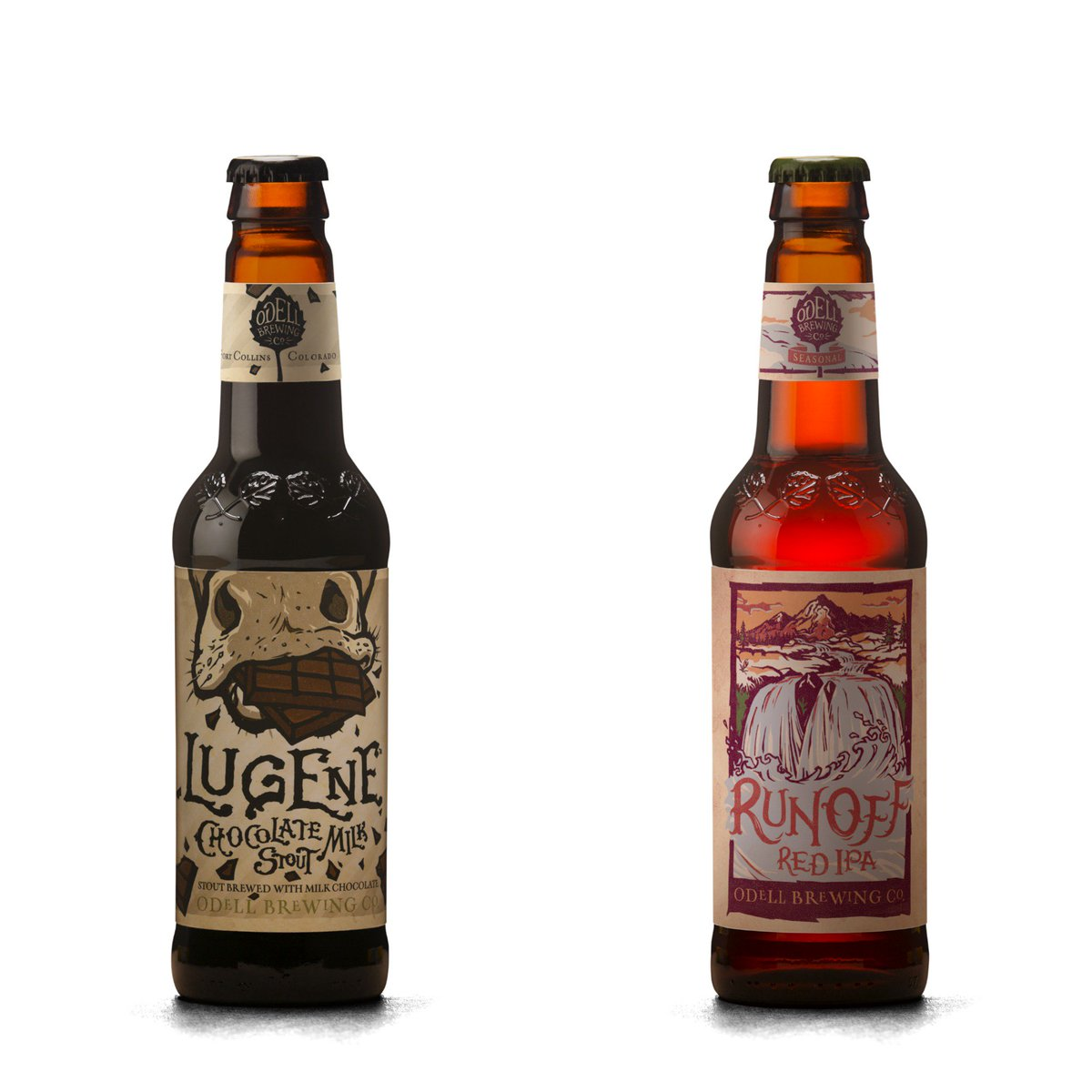 Re-tweet if you're excited for our new seasonal releases! #RunofRedIPA #Lugene #WolfPicker https://t.co/KBd8uAnPyP https://t.co/nTkQihENjA