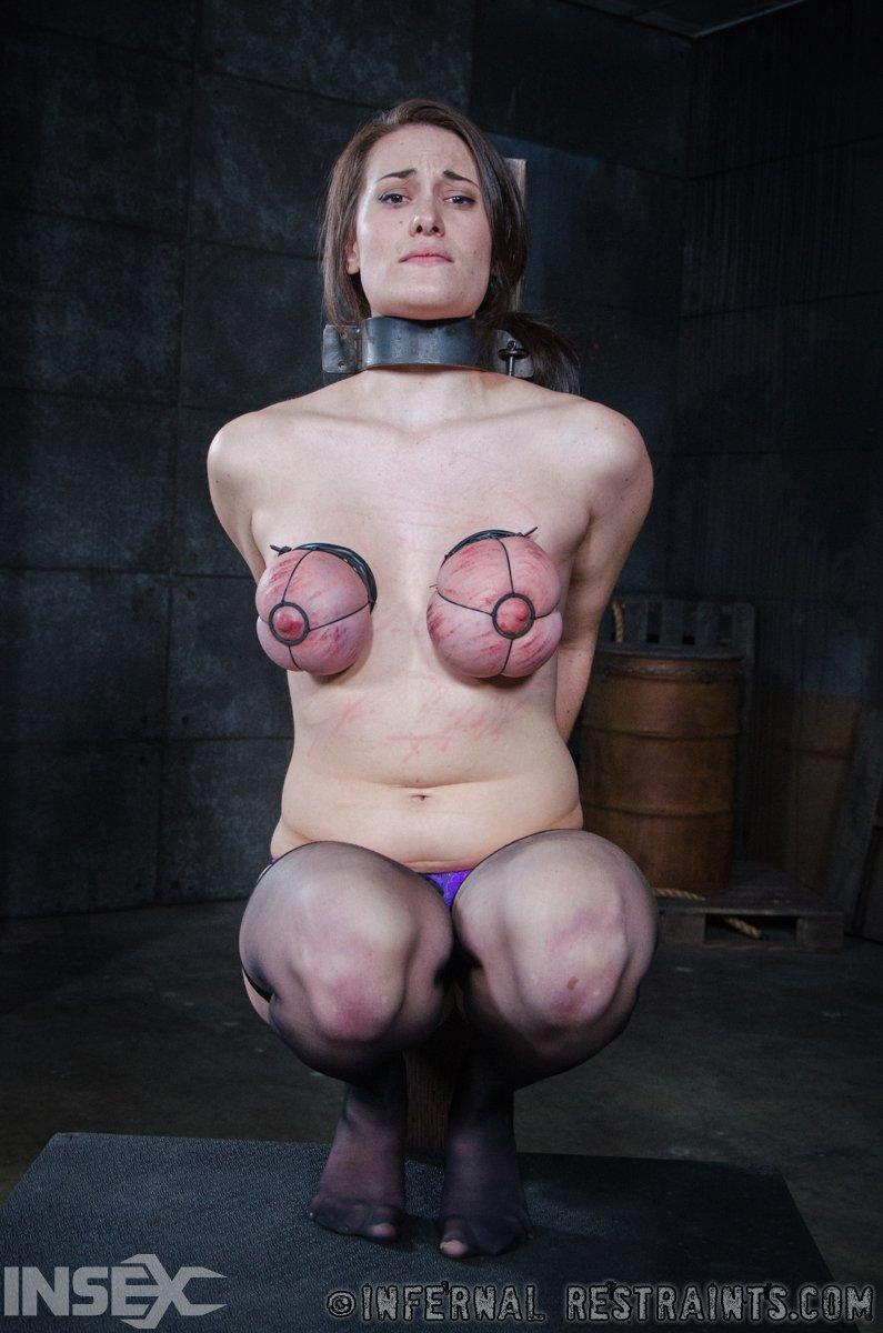 Breast bondage consider, that