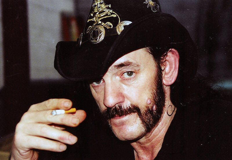 RIP Lemmy. You were always the realest. https://t.co/WNrxQGQxLy