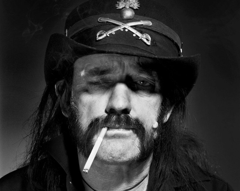 His name was Lemmy and he played Rock and Roll. Goodbye Mr Lemmy Kilmister #wearetheroadcrew https://t.co/tAl8fmWb4c