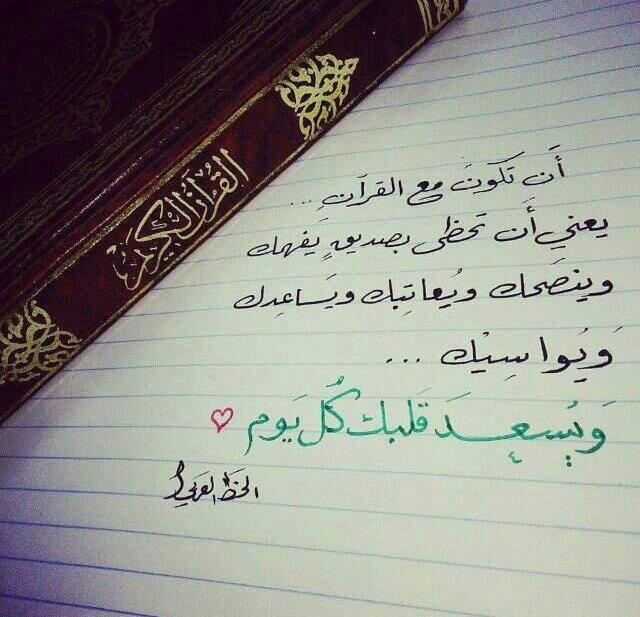 قرآن كريم آية فإذا فرغت 6