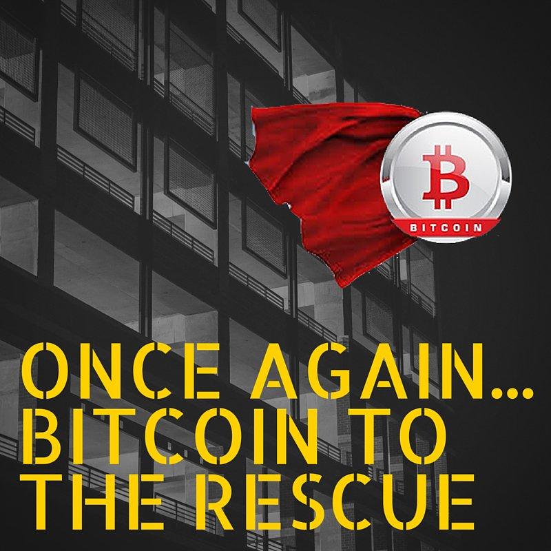 Bitcoin - Magazine cover