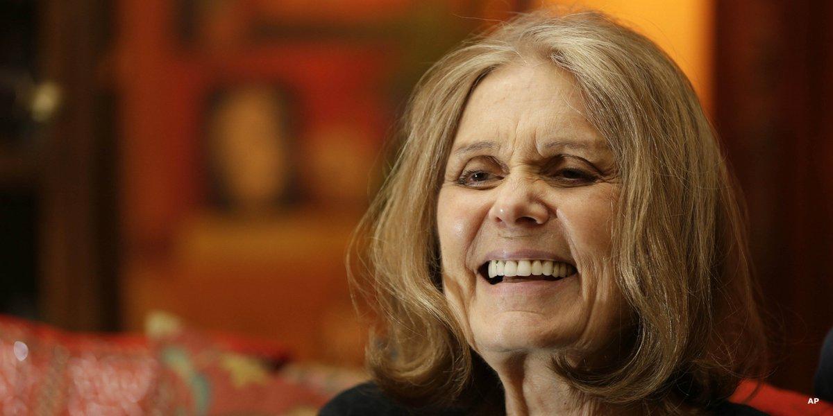 "Gloria Steinem ""feminist"" says females voting for Sanders do so to get dates"