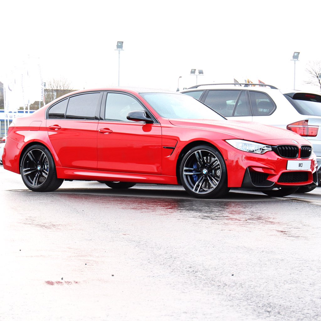 """Peter Vardy BMW On Twitter: """"F80 #M3 Saloon In #BMW"""