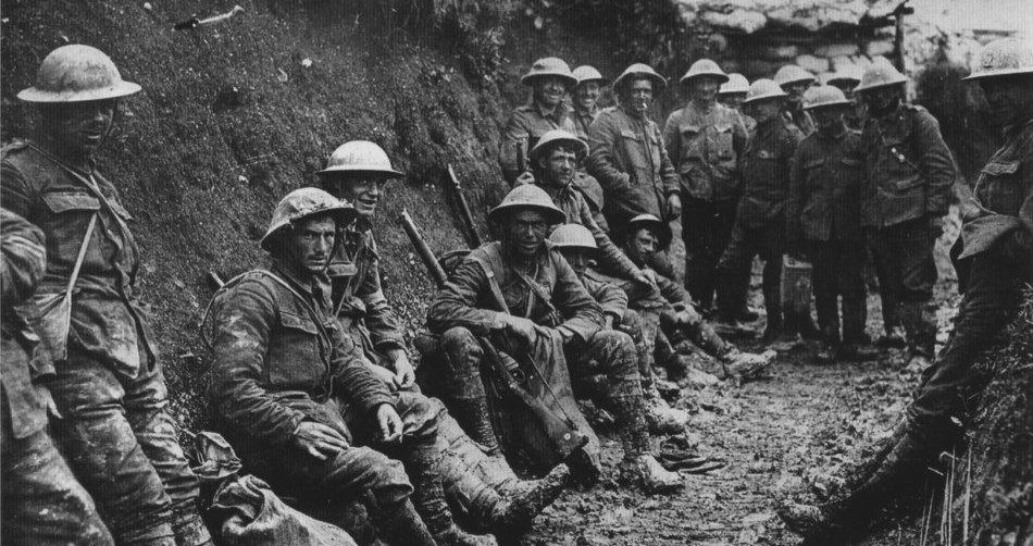 Remembering the First World War: the Centennial of the 1916 Slaughters https://t.co/9U2b3oVeJ6 https://t.co/TZbmsQEfh7