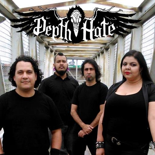 #Indie New @depthhate | https://t.co/oh1ba8GGho psychedelic riffs & lyrics that address various social contexts *1KN https://t.co/x7hSyBZQxH