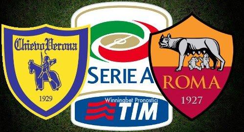 : Come vedere CHIEVO-ROMA Streaming Diretta TV Oggi