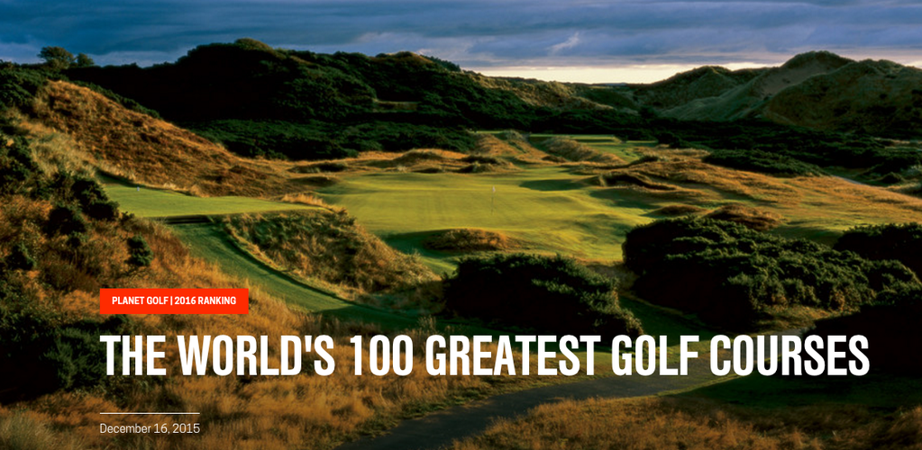 Cabot Cliffs debuts as #19 in the WORLD!    Officially Two World Top 100 Courses at Cabot: https://t.co/Gi3JFommKP https://t.co/hXudjCGdJP