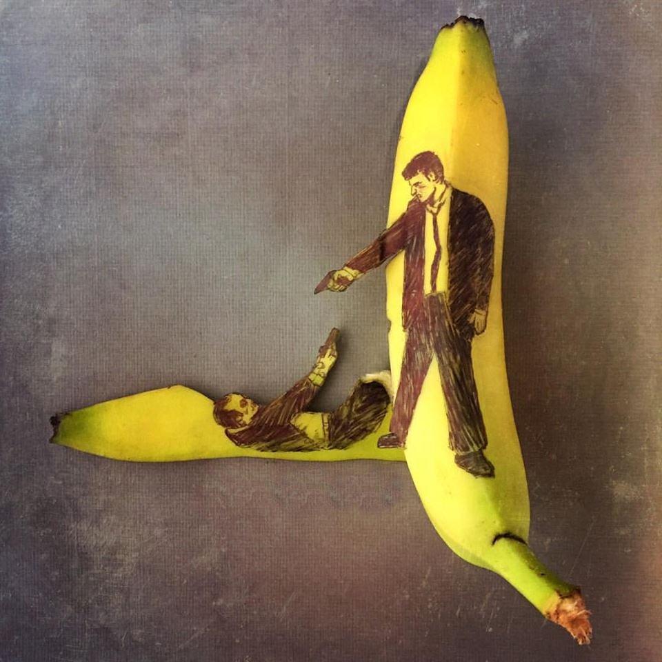 Тебя отпущу, картинки прикольные бананы