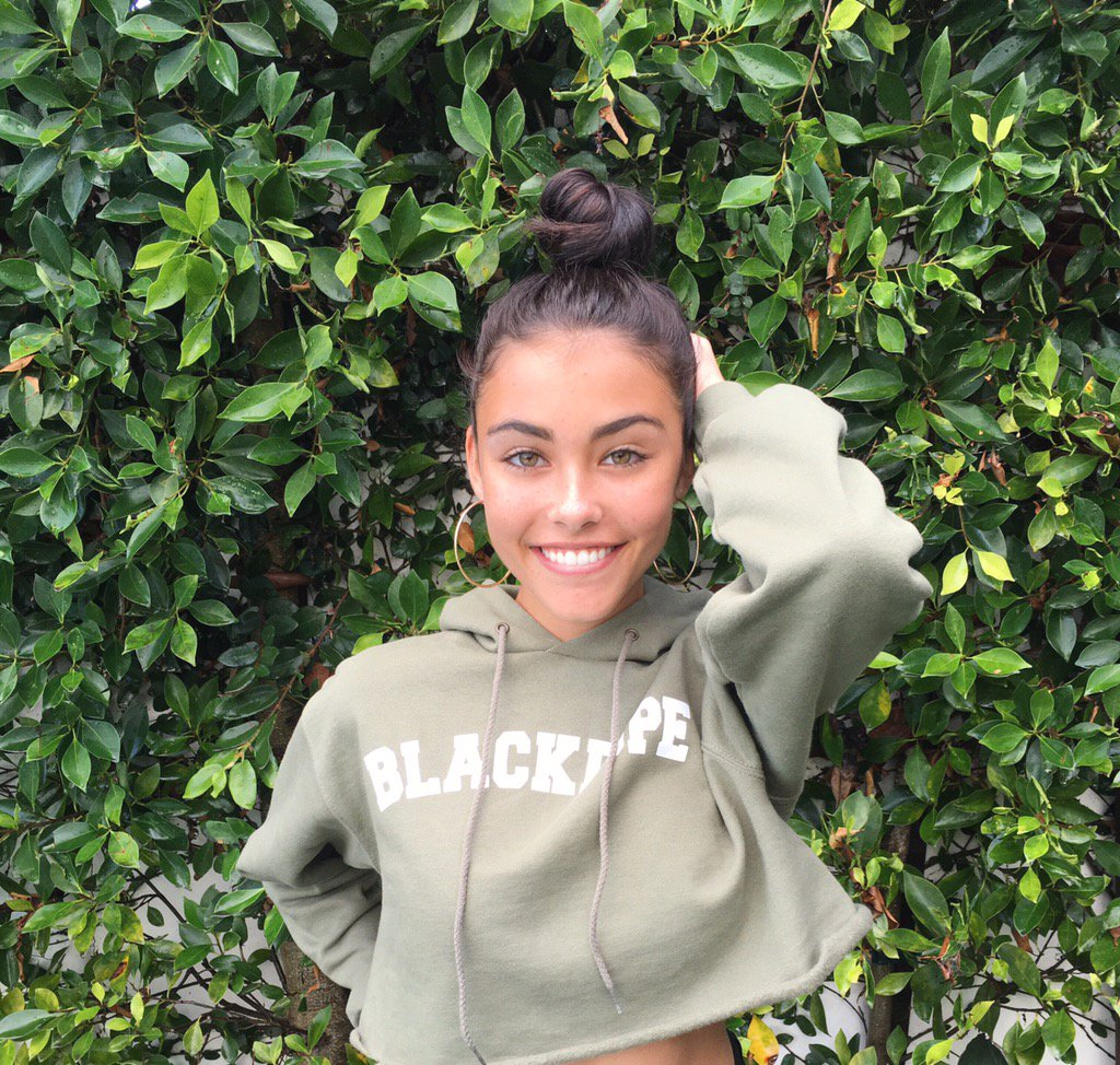 Madison beer without makeup