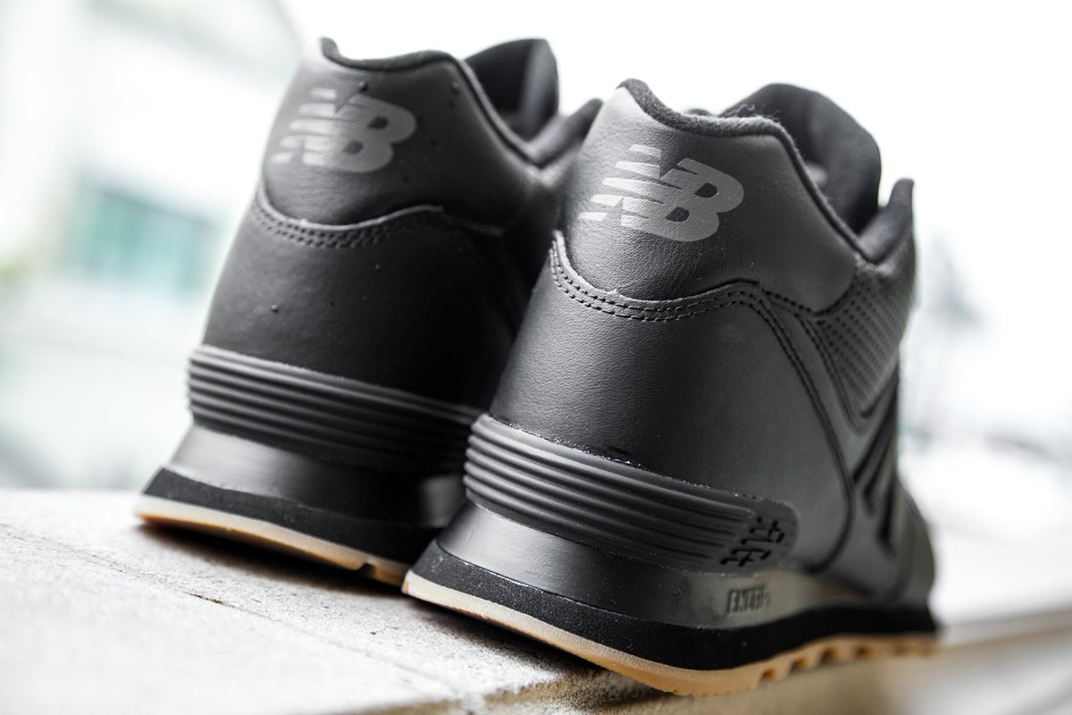 Black Cut On Is Leather Mid In TwitterNew Balance Men's 574 Bait O0nwk8P