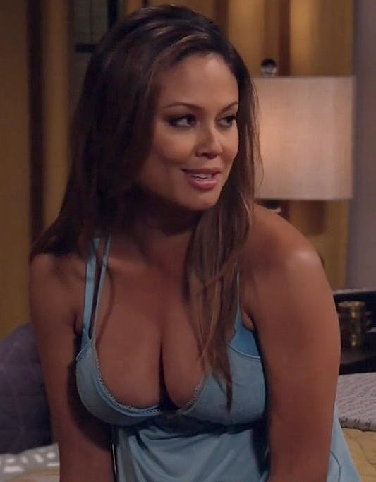 Vanessa lachey cleavage has got!