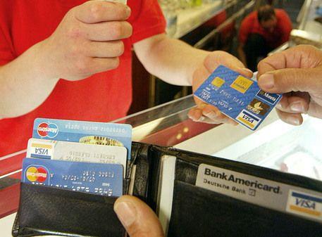 Elemosina con carta di credito in Norvegia