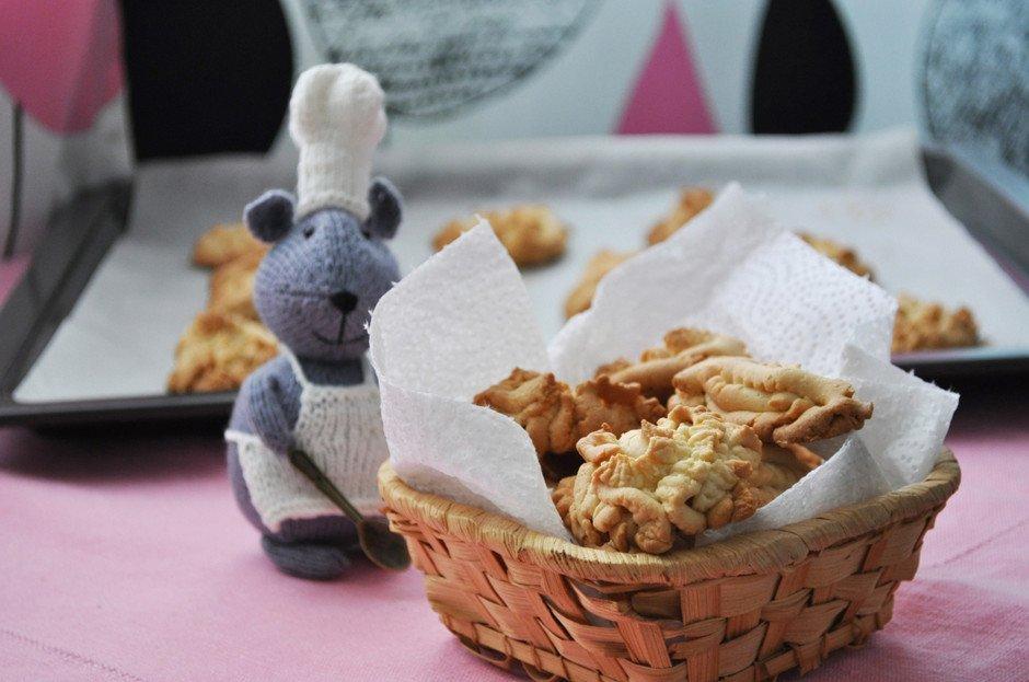 Печенья из песочного теста рецепты с фото