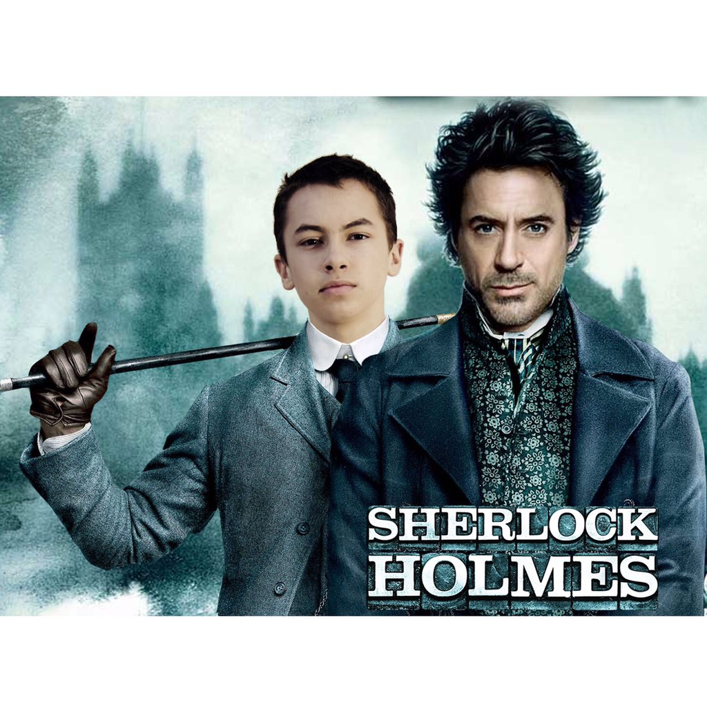 @haydenbyerly thought it was about time I made another edit #SherlockHolmes https://t.co/d7z1F8FPW7