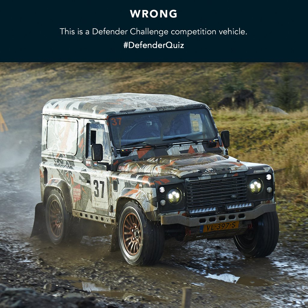 Land Rover Uk On Twitter In November 1959 We Built The 250000th Defender Challenge Answer D Tomb Raider Was Specially Modified For Action Film Starring Angelina Joliepic Lvbggvhhan
