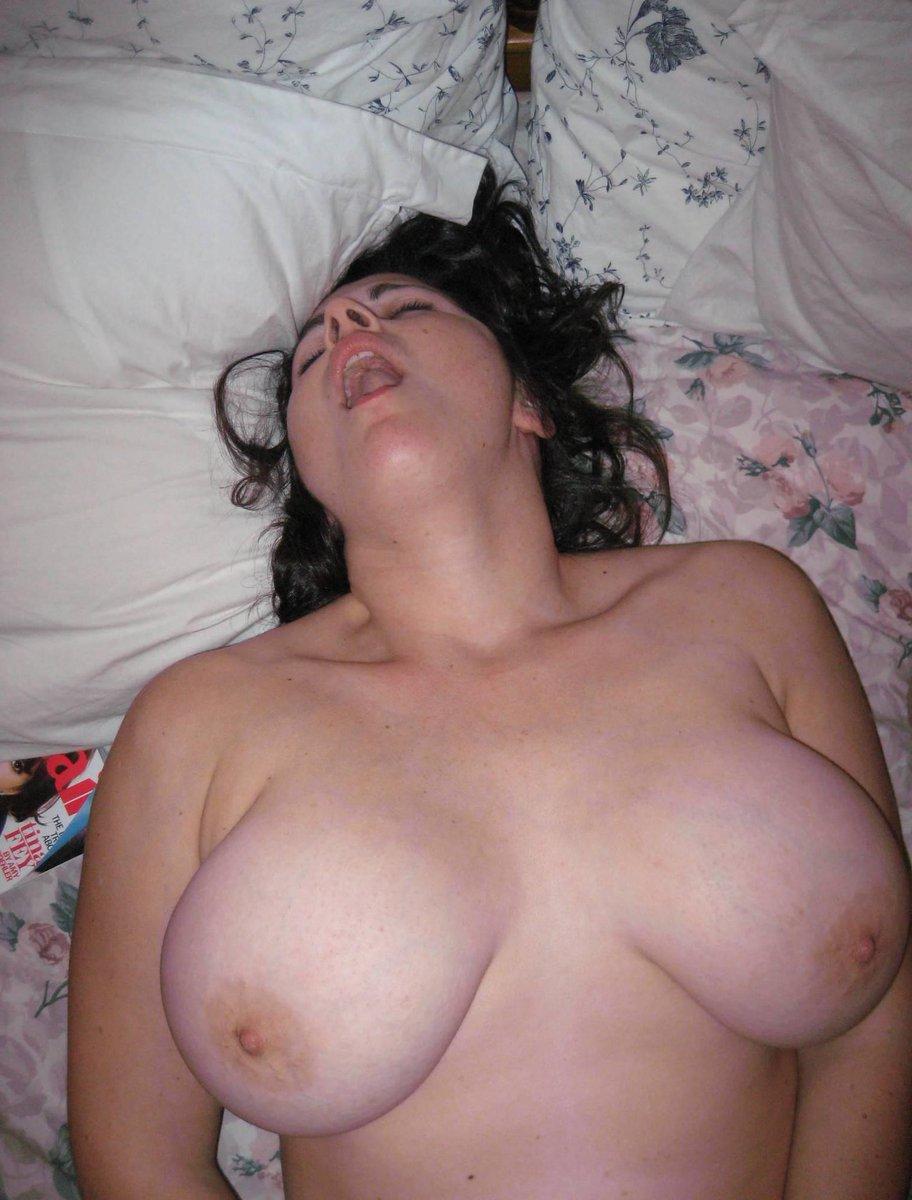Фото большой груди частное