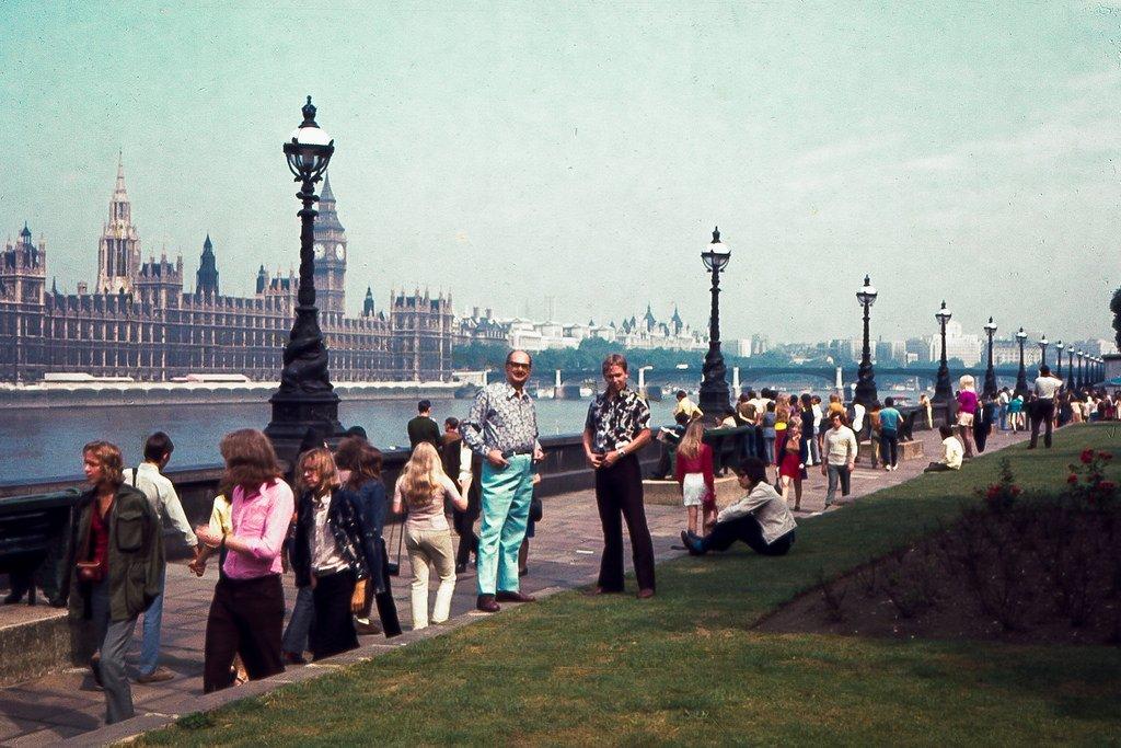 London in 1971