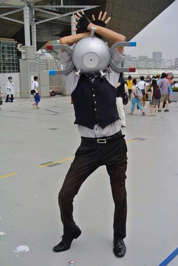 【コミケ】ポケモンのレイヤーさんたちカッコよすぎwww