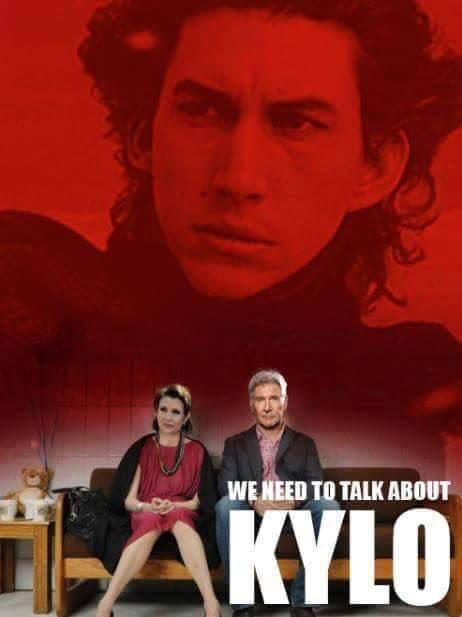 We Need to Talk About Kylo // cc @KyloR3n https://t.co/d5WD2u9JFR