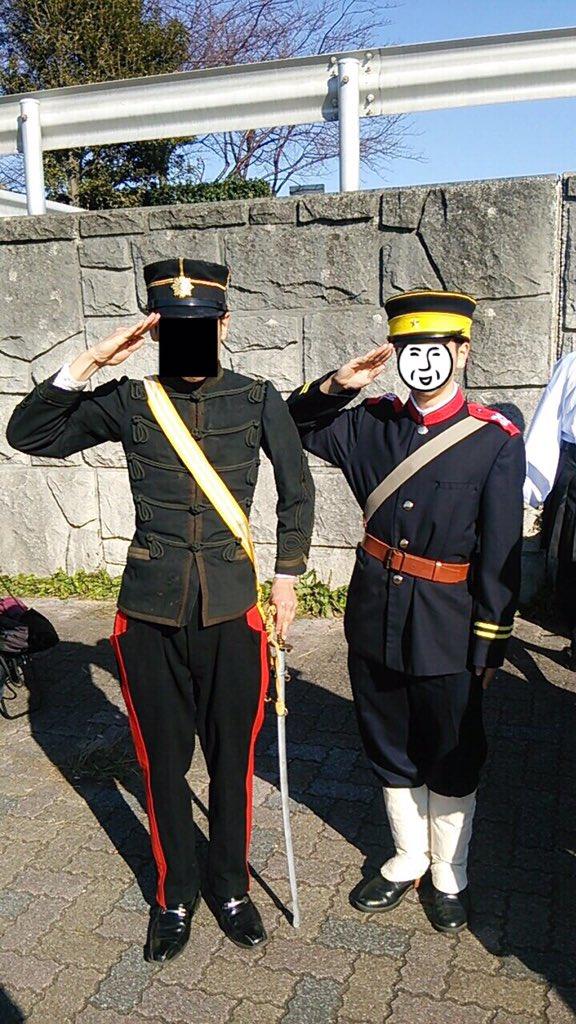 """棒人間 on Twitter: """"歩兵第32連..."""