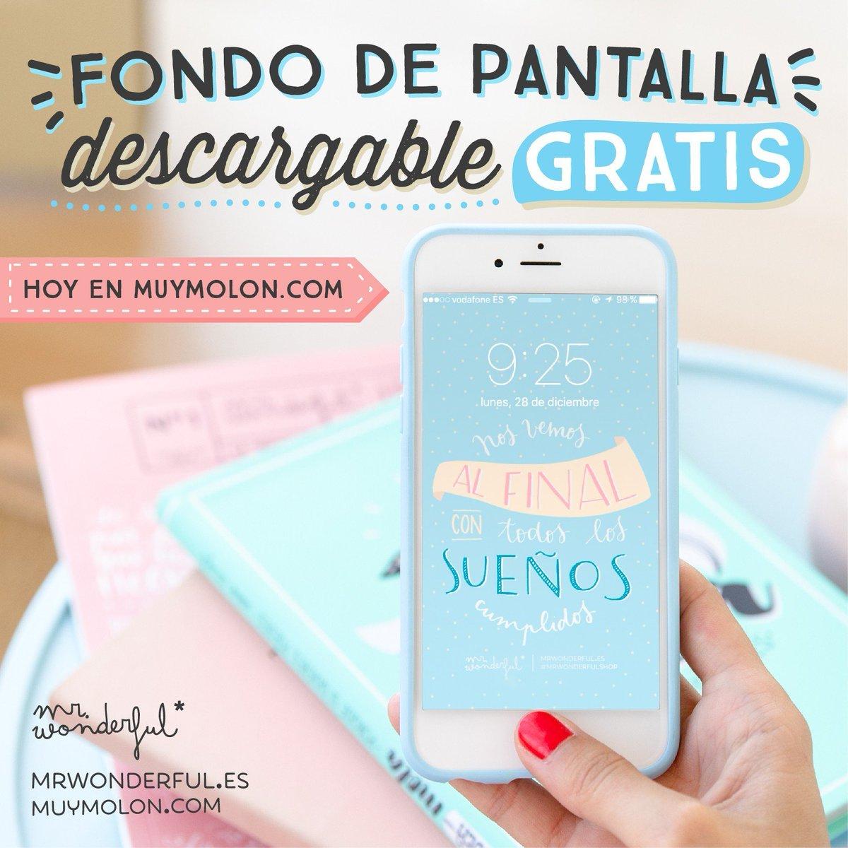 Mr Wonderful On Twitter Nuevo Fondo De Pantalla Para Que Al