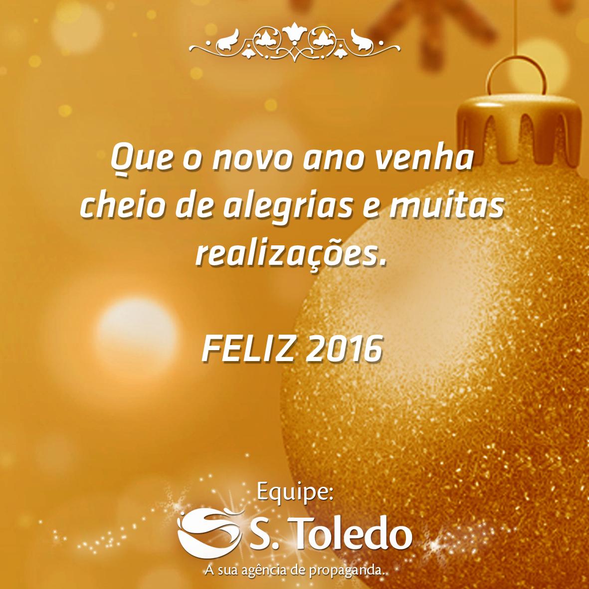 Que esse novo ano venha cheio de boas novidades! ;) #Felizanonovo https://t.co/oX5eSBBSdc