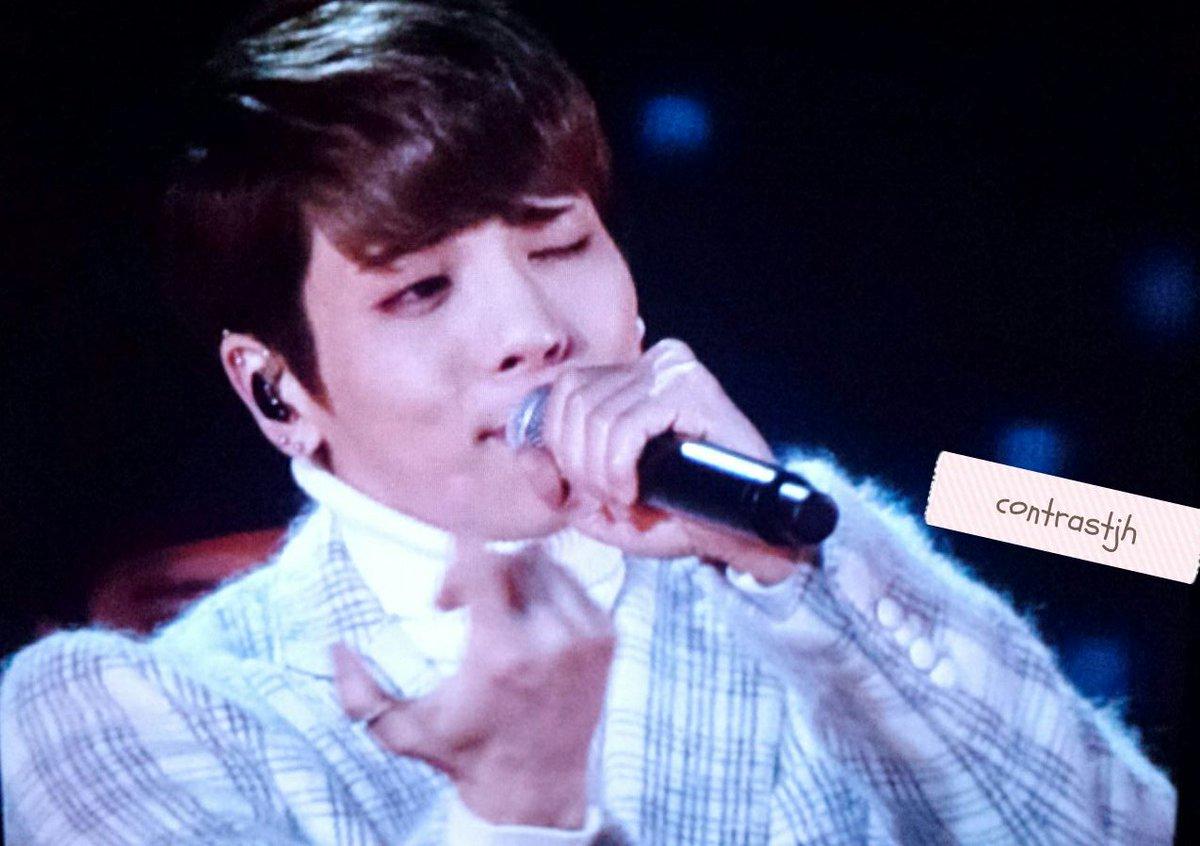 151230 Jonghyun @ KBS Gayo Daechukje  CXe6rqGUEAA58d8