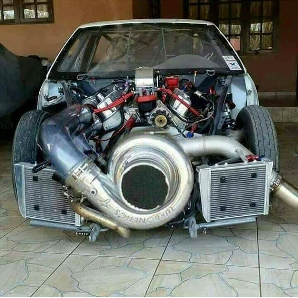 "Mohamed Mediouni On Twitter: ""Big Turbo 😱 #toyota #supra"