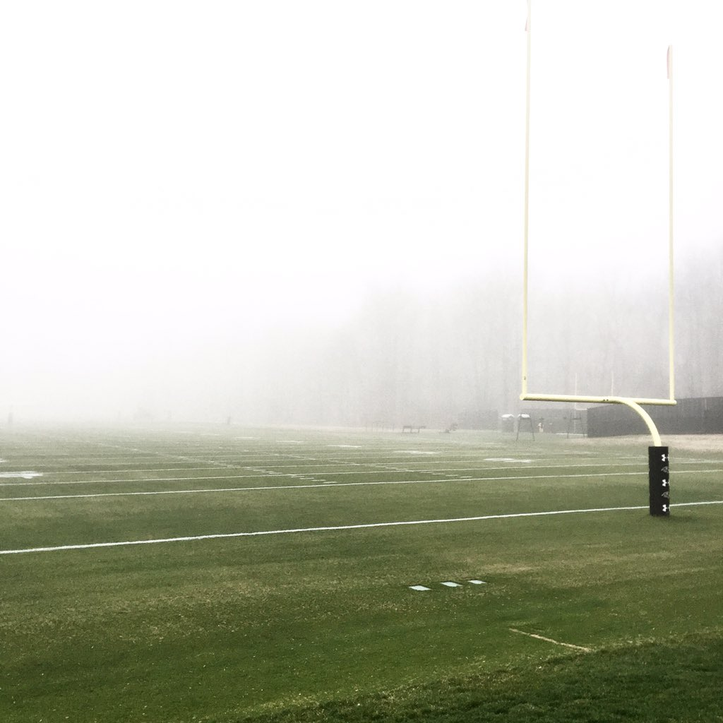 Baltimore Ravens On Twitter There S A Football Field Out There