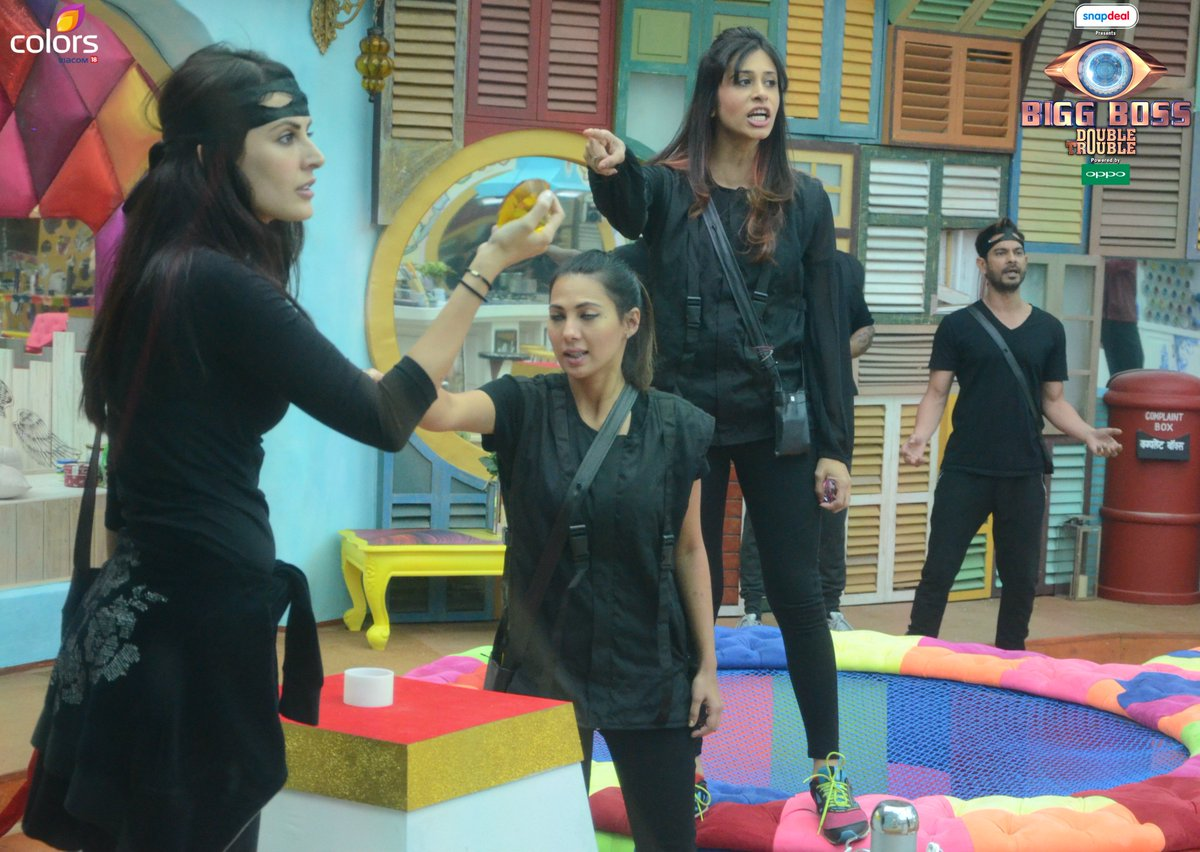 Bigg Boss 9, Episode 80: Trouble Brewing Between Keith And Rochelle!