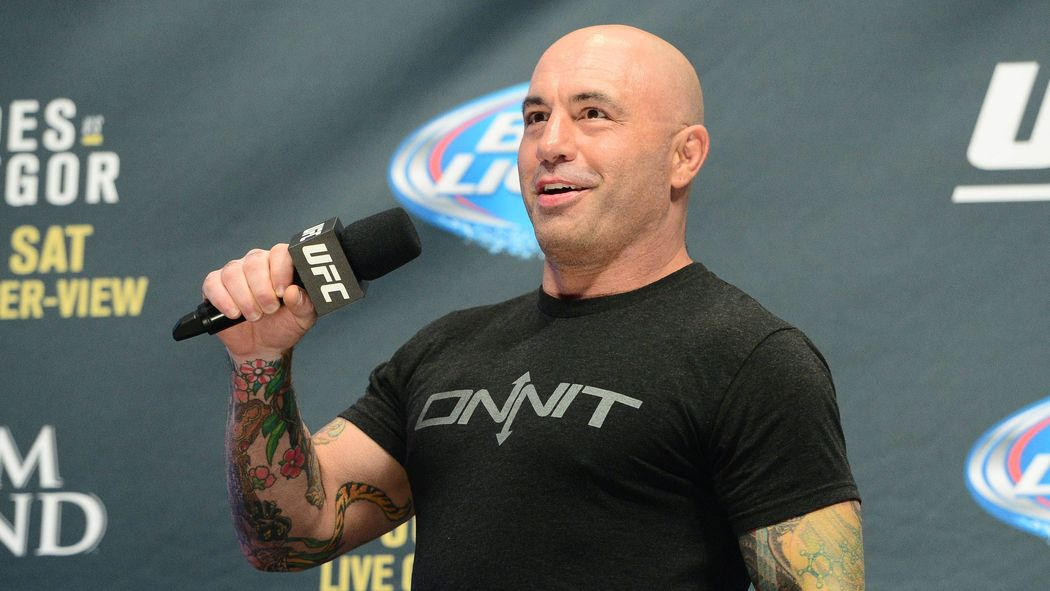Interview: Joe Rogan Part I: Revisiting Ronda Rousey's first career loss & the aftermath https://t.co/TUju8YWIJF https://t.co/vZ6HCMUlrF
