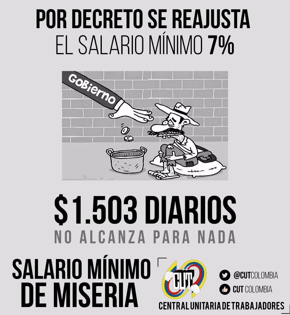 Decepción colombia necesitamos una revolución