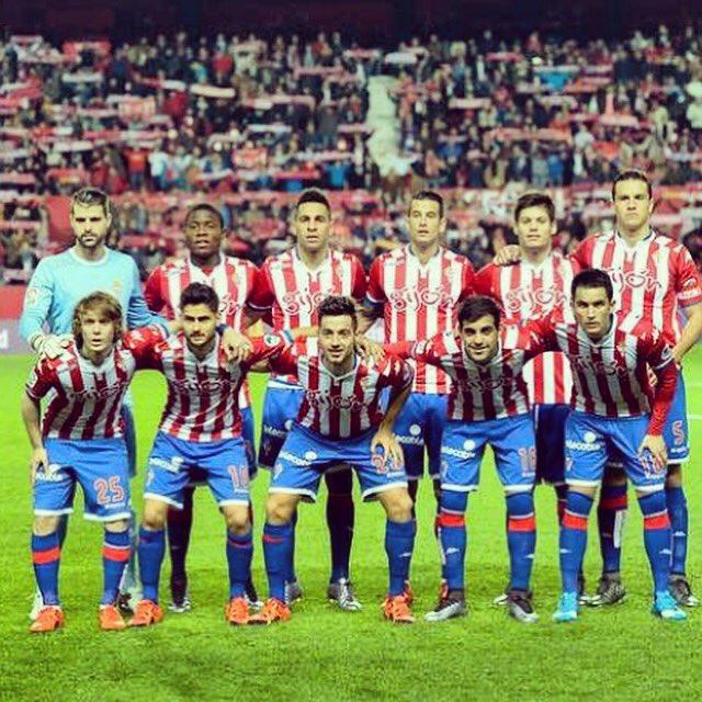 Gameday!!!❤️⚽️🙏 SD Eibar-Sporting de Gijón 18:30!!! @realsporting