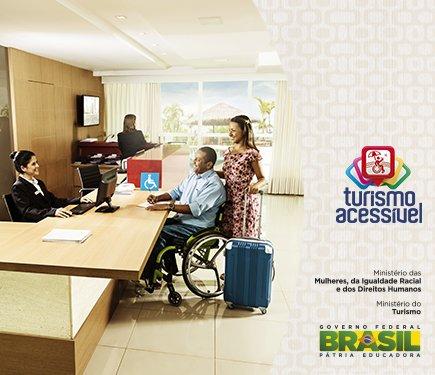 Conheça o portal que facilita o turismo para pessoas com deficiência e mobilidade reduzida: https://t.co/8vNJ4HLqWP