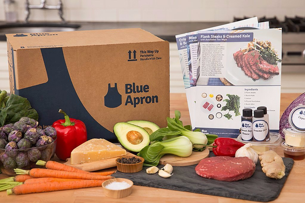 We Tried Blue Apron: Here's What Happened → https://t.co/0nLQe0hnOu