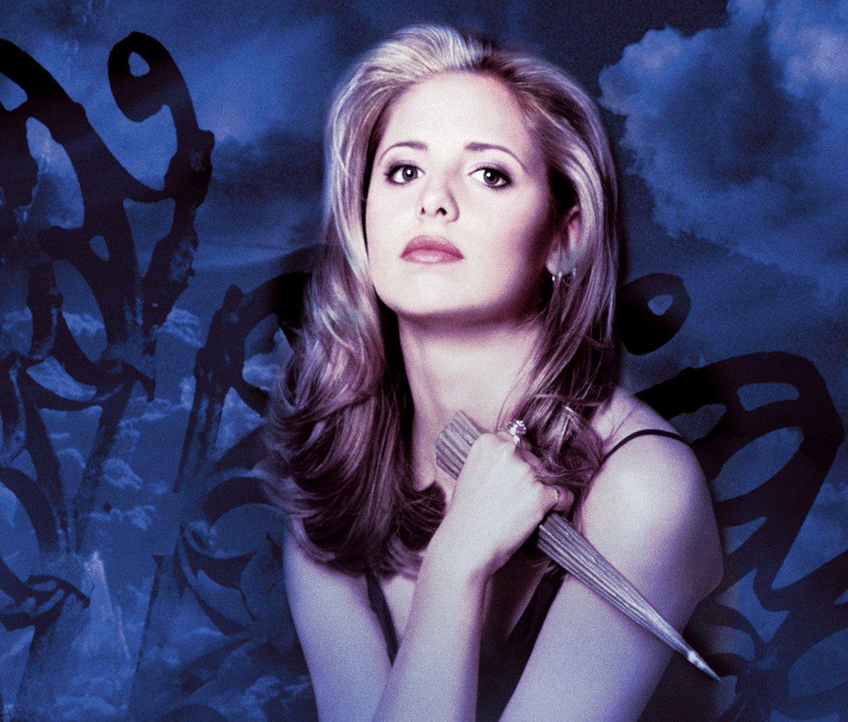 Desde febrero en @Syfy_Spain un clásico: #BuffyCazavampiros
