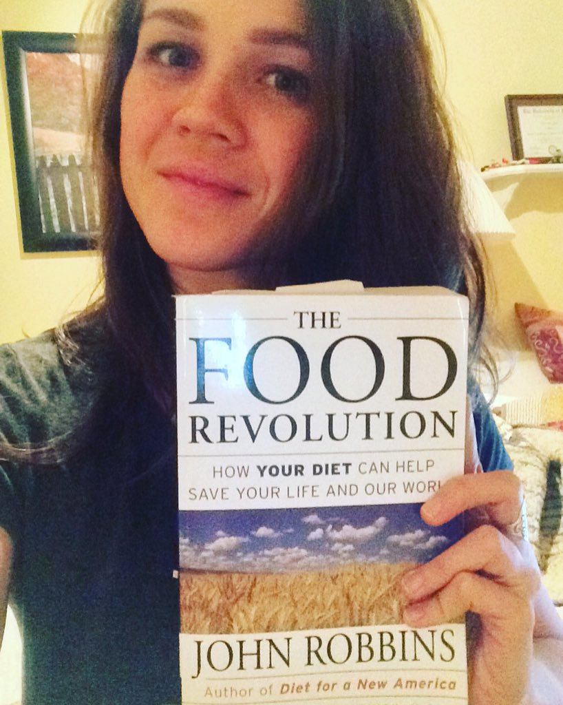 The book that single-handedly turned me #vegan! #johnrobbins https://t.co/YVfArvWgXY