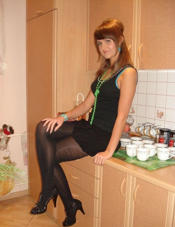 pantyhose in and sex stockings Amateur
