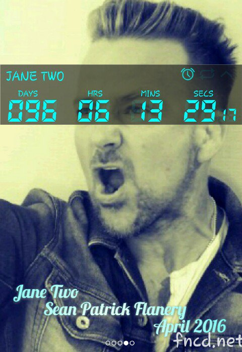 I got mine @seanflanery 96 days until JANE TWO #countdown click to download live countdown https://t.co/ex6hyqZNK1 https://t.co/lK4meAQBb4