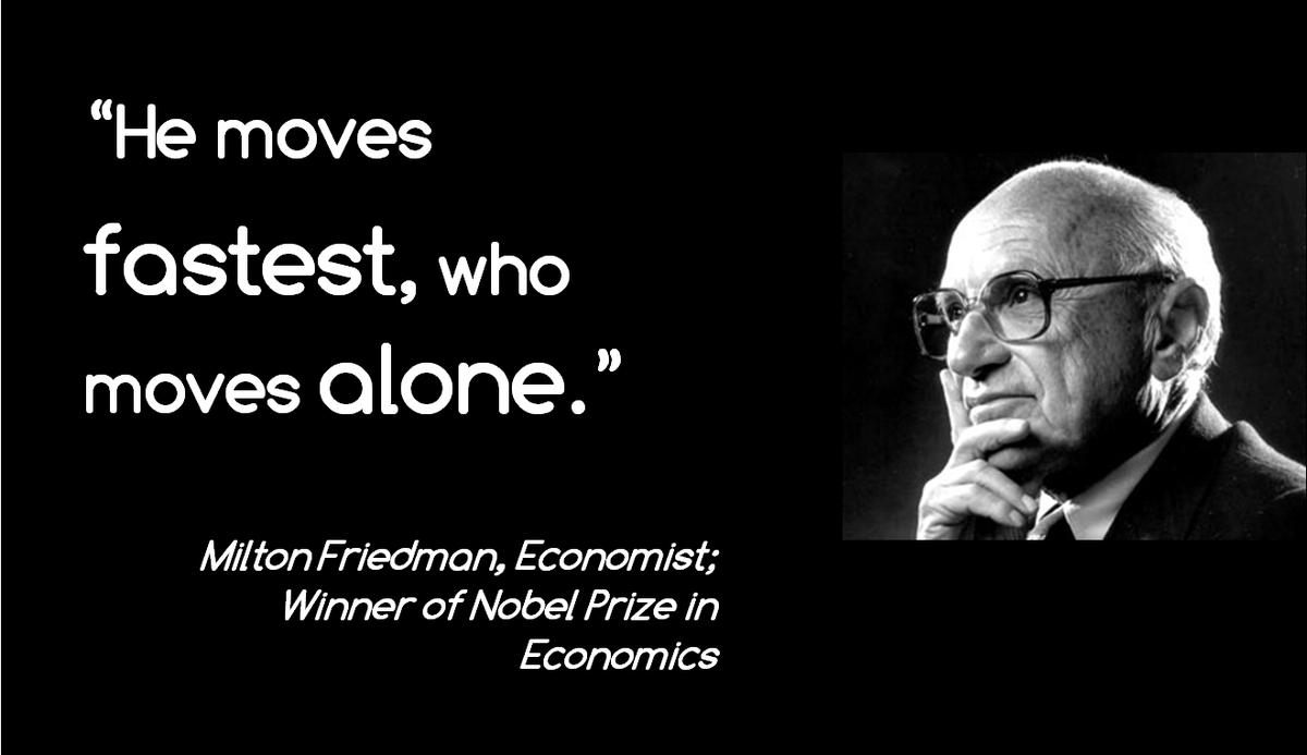Milton Friedman Business Quotes Milton Friedman Business