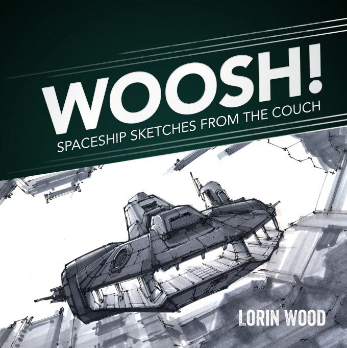 """Woosh!: #Spaceship #Sketches from the Couch"" via @conceptartworld https://t.co/kTjYzrkPZk #conceptart https://t.co/9aY47O1FBf"