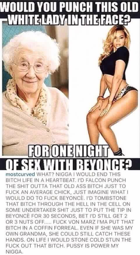 Would You Fuck An Older Lady