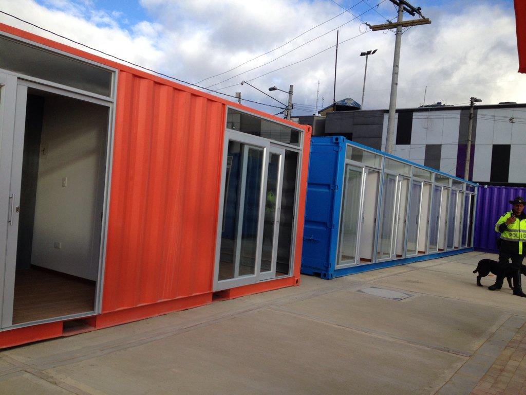 Colombia humana on twitter el proyecto de mobiliario for Mobiliario urbano tipos