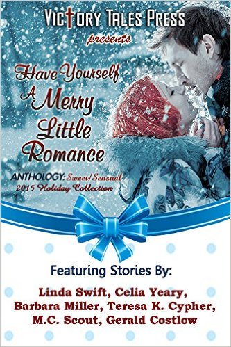 Holiday sweet romance: Have Yourself a Merry Little Romance. Five #5star reviews. https://t.co/v1gjyaXp6v https://t.co/x5hrHIWJNk