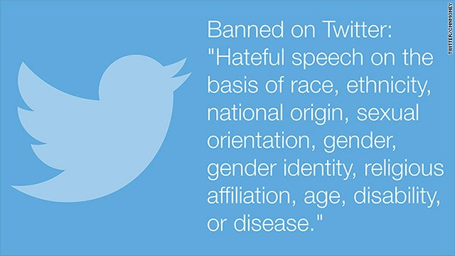 .@twitter just took a big step on banning users who spew hateful and violent speech https://t.co/TqvCmEFqsq