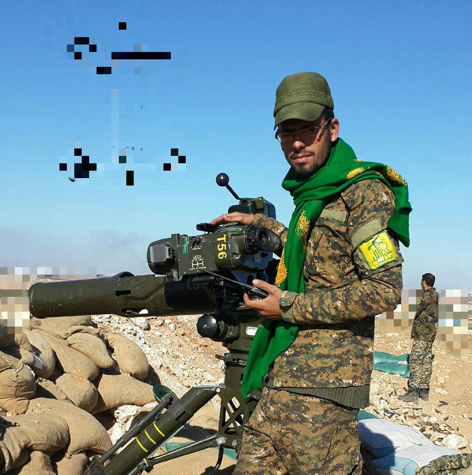 عائلة صواريخ طوفان الايرانيه المضاده للدروع  CXi3KxgWYAAb6HH
