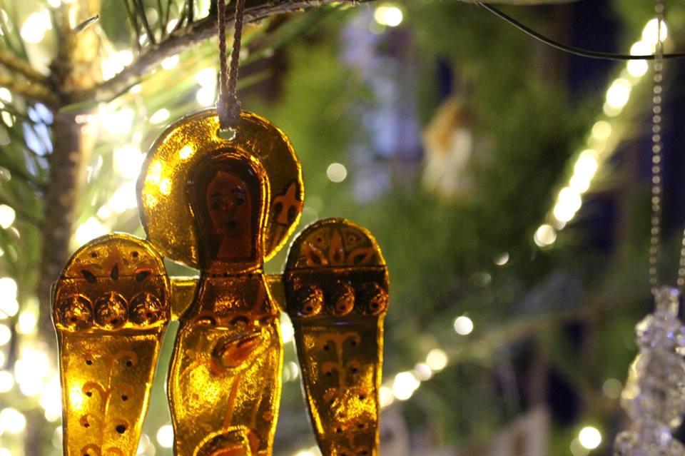 Новогодние картинки православные, открытка марта
